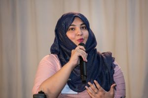 Tanzila Khan, Manager of the Entrepreneurship Development Programme for the Hashoo Foundation